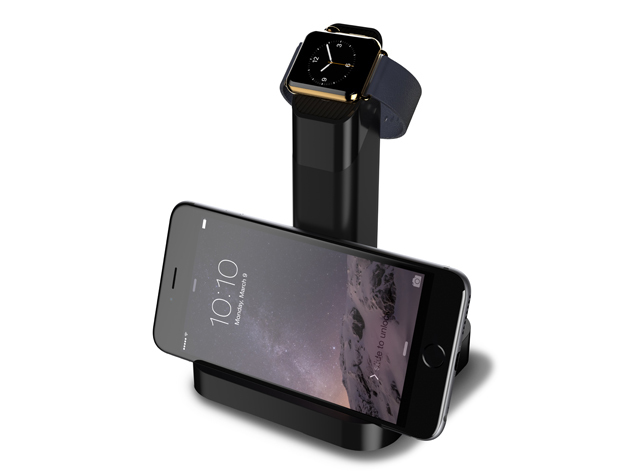 WatchStand™ Apple Watch Charging Dock stack social