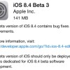 iOS 8.4 Beta 3 Has Been Seeded To Developers