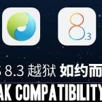 iOS 8.3 Jailbreak Tweak Compatibility List