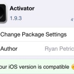 Activator Update Released, Now Supports iOS 8.3