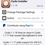 Cydia Installer 1.1.18 Now Fully Supports iOS 8.3