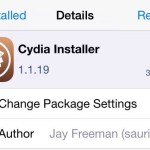 Cydia Installer 1.1.19 Released And Now You Can Mod Cydia