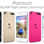 Apple Releases Sixth Gen iPod Touch With A8 Processor, 8 Megapixel Camera And More