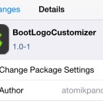 Customize The Respring Apple Boot Logo With This Cydia Tweak