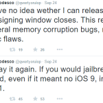An iOS 8.4.1 Untethered Jailbreak Could Be Imminent