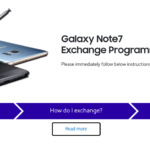 Samsung Note 7 Officially Discontinued After 2 months