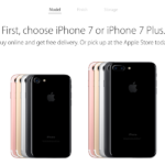 iPhone 7 And 7 Plus Still Limited In The UK