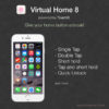 Virtual Home – Make Your iPhone Like The 7 [Cydia Tweak]