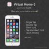 Virtual Home – Make Your iPhone Like The 7 [Cydia Tweak]