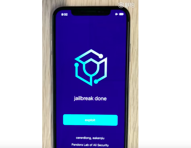 Untethered iOS 12 Jailbreak Demoed by Ali Security