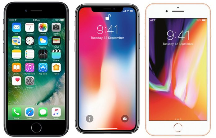 iPhone X Discontinued, iPhone 8 and iPhone 7 Prices Slashed