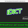 idict tool hacks iCloud accounts